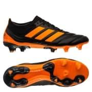 adidas Copa 20.1 FG/AG Precision to Blur - Sort/Orange/Lilla
