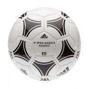 adidas Fodbold Tango Rosario - Hvid/Sort