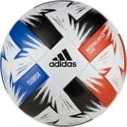 adidas Fodbold Tsubasa League - Hvid/Rød/Blå/