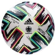 adidas Fodbold Uniforia Mini EURO 2020 - Hvid