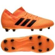 buy online 20030 93238 adidas Nemeziz 18.1 FGAG Energy Mode - OrangeSort Børn