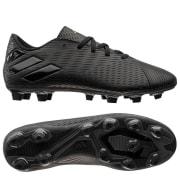 adidas Nemeziz 19.4 FG/AG Dark Motion - Sort/Sort