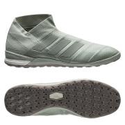 adidas Nemeziz Tango 18+ IN Boost Spectral Mode - Sølv/Hvid