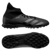 adidas Predator 20.3 TF Dark Motion - Sort/Grå Børn