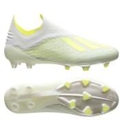 adidas X 18+ FG/AG Virtuso - Hvid/Gul