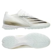 adidas X Ghosted .1 TF Inflight - Hvid/Sort/Guld