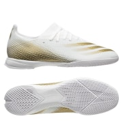 adidas X Ghosted .3 IN Inflight - Hvid/Guld