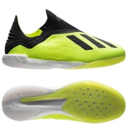 adidas X Tango 18+ IN Boost Team Mode - Gul/Sort/Hvid