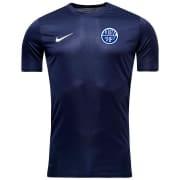Dalby IF Trænings T-shirt - Navy/Hvid Børn