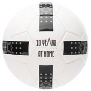 Juventus Fodbold 10 Years At Home Mini - Hvid