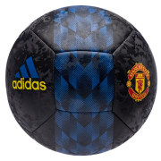 Manchester United Fodbold Club - Blå/Sort/Gul