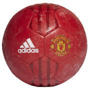 Manchester United Home fodbold Rød