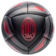 Milan Fodbold Icon Mini - Sort/Rød
