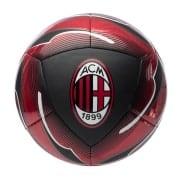 Milan Fodbold Icon - Sort/Rød