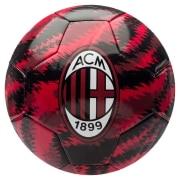 Milan Fodbold Iconic Big Cat - Sort/Rød