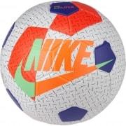 Nike Airlock Street X Fodbold - Hvid/Rød/Oran