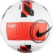Nike Fodbold Flight - Hvid/Rød/Sort
