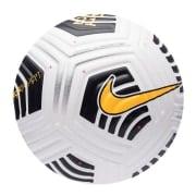 Nike Fodbold Flight - Hvid/Sort/Orange