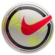 Nike Fodbold Phantom Motivation - Hvid/Neon/R