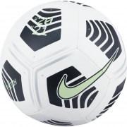 Nike Fodbold Pitch - Hvid/Sort/Gul