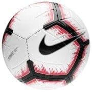 Nike Fodbold Strike - Hvid/Rød/Sort
