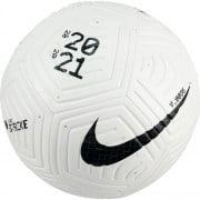 Nike Fodbold Strike - Hvid/Sort