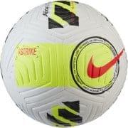 Nike Fodbold Strike Motivation - Hvid/Neon/Rø