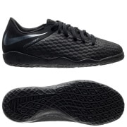 Nike Hypervenom 3 Academy IC Stealth Ops - Sort Børn
