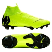 Nike Mercurial Superfly 6 Pro FG Always Forward - Neon/Sort