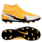 Nike Mercurial Superfly 7 Club MG Daybreak - Orange/Sort/Hvid Børn