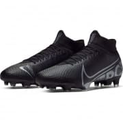 Nike Mercurial Superfly 7 Pro FG Under The Radar - Sort/Grå