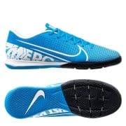 Nike Mercurial Vapor 13 Academy IC New Lights - Blå/Hvid/Nav