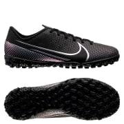 Nike Mercurial Vapor 13 Academy TF Kinetic Black - Sort Børn