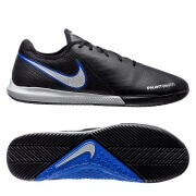 Nike Phantom Vision Academy IC Always Forward - Sort/Sølv/Bl