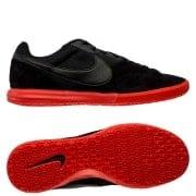 Nike Premier II Sala IC Black X Chile Red - Sort/Rød