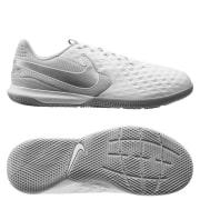 Nike Tiempo Legend 8 Academy IC Nuovo - Hvid/Grå Børn