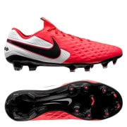 Nike Tiempo Legend 8 Elite FG Future Lab - Pink/Sort/Hvid