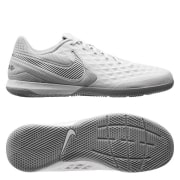Nike Tiempo Legend 8 Pro IC Nuovo - Hvid/Grå