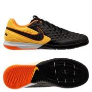 Nike Tiempo React Legend 8 Pro IC Nightfall - Sort/Orange