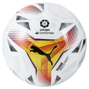 PUMA Fodbold LaLiga 1 Accelerate MS - Hvid/Mu