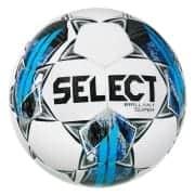 Select Fodbold Brillant Super V22 - Hvid/Grå