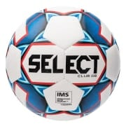 Select Fodbold Club DB V21 - Hvid/Blå