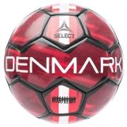 Select Fodbold Danmark - Rød/Hvid/Sort
