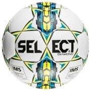 Select Fodbold Diamond - Hvid/Blå