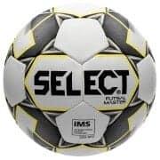 Select Fodbold Futsal Master Grain - Hvid/Gul