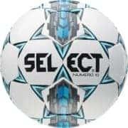 Select Fodbold Numero 10 - Hvid/Blå