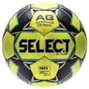 Select Fodbold X-Turf Kunstgræs - Gul/Grå